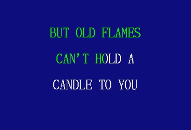 Dolly Parton - Old Flames Cant Hold A Candle To You