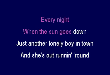 Eagles - Tequila Sunrise